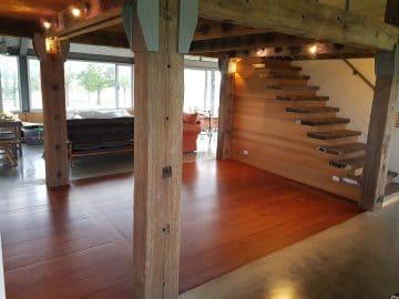 Rothbury Floor Sanding and Polishing