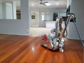 Thornton Floor Sanding and Polishing